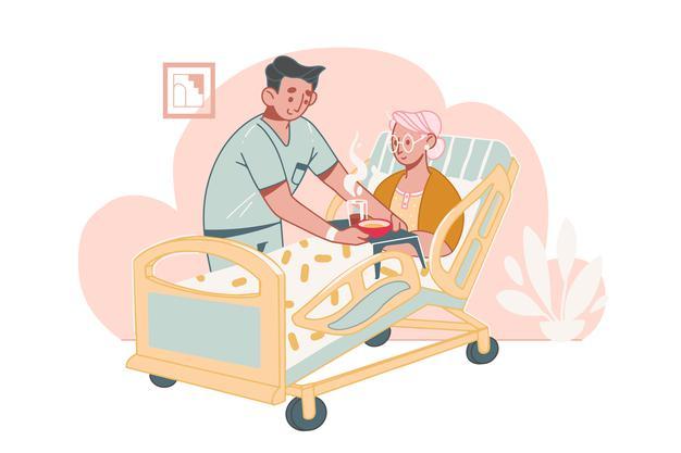 colchones geriatría